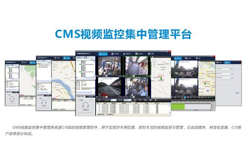 CMS视频监控集中管理平台