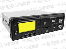 車載視頻(pin)終端(硬盤/SD卡)HB-DV05